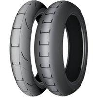 Michelin Power Supermoto ( 160/60 R17 TL tylne koło, Mieszanki gumowej RAIN, NHS )