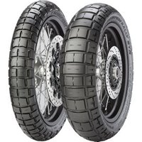 Pirelli Scorpion Rally STR ( 110/80 R18 TL 58H marcaje M+S, M/C, Rueda delantera )
