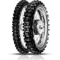 Pirelli Scorpion XC ( 120/100-18 TT 68M Rueda trasera, marcaje M+S, M/C, compuesto de caucho medio HARD )