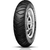 Pirelli SL26 ( 90/90-10 TL 50J tylne koło, koło przednie )