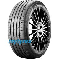 Continental ContiSportContact 5 ( 255/50 R19 103W MO, SUV, with ridge )