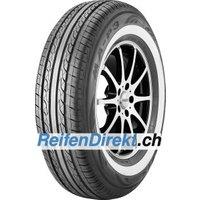 """Maxxis MA-P3 ( 165/70 R12 77S RWL 22mm ): MA-P3 Reifen auf modernstem technischen Niveau mit nochmals gesteigerter Laufleistung &  einer größenabhängigen """"Weißwand"""" in einer..."""