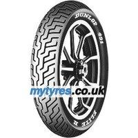 Dunlop 491 Elite II ( 140/90B16 TL 77H Rear wheel, M/C RWL )