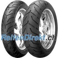 Dunlop D407 H/D ( 170/60 R17 TL 78H M/C, Rear wheel )