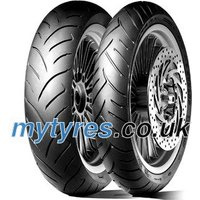 Dunlop ScootSmart ( 90/80-16 TL 51P Rear wheel, M/C )