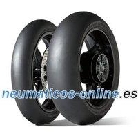 Dunlop Sportmax GP Racer D212 Slick ( 120/70 R17 TL compuesto de caucho medio, NHS, Variante M, Rueda delantera )