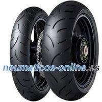 Dunlop Sportmax Qualifier II ( 190/55 ZR17 TL (75W) Rueda trasera, M/C )