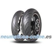 Dunlop Sportsmart MK3 ( 160/60 ZR17 TL (69W) Rueda trasera, M/C )