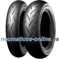 Dunlop TT 93 GP ( 120/70-12 TL 51L Rueda trasera, Rueda delantera )