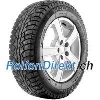Wolf Tyres Nord STUD ( 195/65 R15 91T , bespiked, runderneuert ):