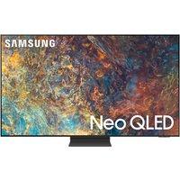 """Abbildung GQ85QN95AAT 214 cm (85"""") LCD-TV mit LED-Technik Carbon Silber / F"""
