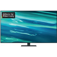 "Abbildung GQ75Q80AAT 189 cm (75"") LCD-TV mit LED-Technik carbon silber / G"