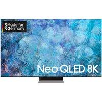 "Abbildung GQ85QN900AT 214 cm (85"") LCD-TV mit LED-Technik edelstahl / G"