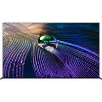 """Abbildung XR-83A90J 210 cm (83"""") OLED-TV titanschwarz / G"""