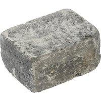 Mauerstein »Antik Maxi«, BxLxH: 21 x 28 x 14 cm, aus Beton, antik