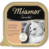Katzen Nassfutter »Sensible«, 16 Stück à 100 g