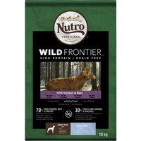Hundetrockenfutter »Wild Frontier«, 1 Sack à 10000 g
