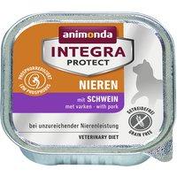 Katzen Nassfutter »Integra Protect «, 16 Beutel à 100 g