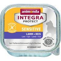 Katzen Nassfutter »Integra Protect «, 16 Schalen à 100 g