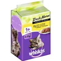 Katzen Nassfutter »Fresh Menue«, 12 Beutel à 3600 g