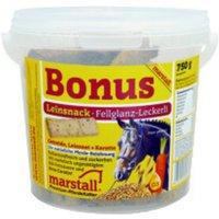 Pferde-Snacks »Bonus-Linie«,  à 750 g
