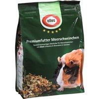 Kleintierfutter »Premiumfutter«, 8 Beutel à 800 g