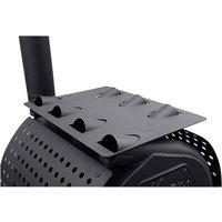 Warmhalteplatte für Warmluftofen Kanuk Original 10,3 kW, BxL: 36,5 x 50 cm, Stahl