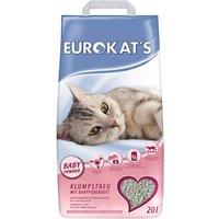 Katzenstreu »Eurokats«, 1 Sack, 20,457 kg