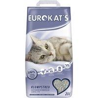 Katzenstreu »Eurokats«, 1 Sack, 20,5 kg