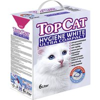 Katzenstreu »Hygiene White Ultra Compact«, 1 Packung, 5 kg