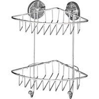 Eckregal »Bari«, BxH: 22,5 x 29,5 cm, Stahl