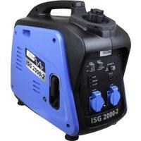 Inverter Stromerzeuger »ISG 2000-2«, 2,11 kW, Benzin, Tankvolumen: 4,1 l