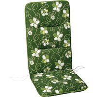 Sesselauflage »Basic Line«, grün, BxL: 50 x 120 cm
