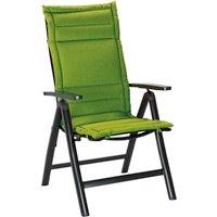 Sesselauflage »Soft-Line«, grün, BxL: 50 x 120 cm