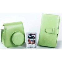Fujifilm Instax Mini 9 Bundle - Sac photo (Vert)