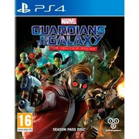 PS4 - Guardians of the Galaxy The Telltale Series Box