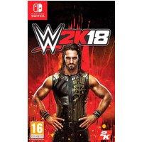 Switch - WWE 2K18 /D