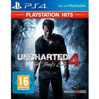 PS4 - PlayStation Hits: Uncharted 4 - A Thief's End /F