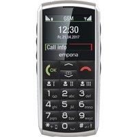 Emporia Classic Space Grey Téléphone mobile