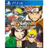 PS4 - Naruto Storm Triology /D