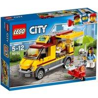 60150 le camion pizza, lego? City 0117 (6174486)