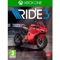 Xbox One - RIDE 3 /Multilingue