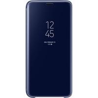 SAMSUNG Clear View Standing Coque smartphone (Bleu)