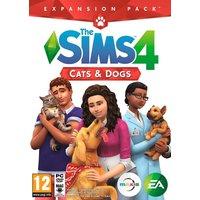 Electronic Arts Sims 4 Cats & Dogs, PC, De, Fr, It