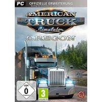 PC - American Truck Simulator DLC Pack: Oregon D Box