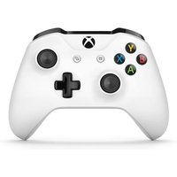 Microsoft Xbox One Wireless Controller white Manette