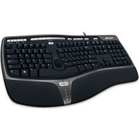 MICROSOFT Natural Ergonomic Keyboard 4000 - Clavier
