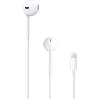Apple EarPods Wired Stereo Earset - Earbud - Outer-ear - White
