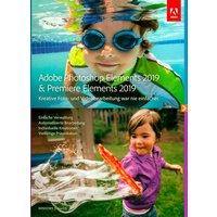 ADOBE Photoshop Elements & Premiere Elements 2019 (F)