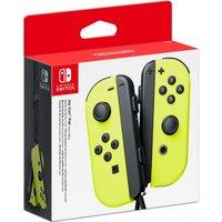 Nintendo Switch Joy-Con Controller Pair (Yellow) (2511766)